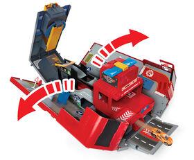 Folding Fire Truck Playset - Assortment May Vary