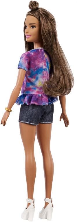 Poupée  Barbie Fashionista Tie Dye de rêves.