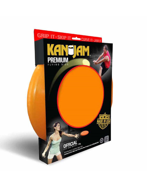 Kan Jam Orange Original Disc