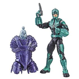 Captain Marvel - 6-inch Legends Yon-Rogg Kree