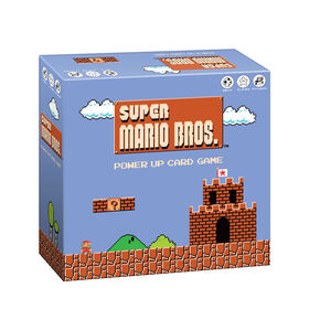 USAopoly Super Mario Bros Power Up Card Game