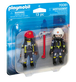 Playmobil - Rescue Firefighters