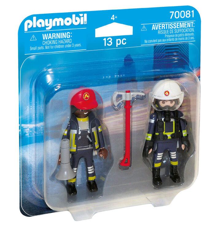 Pompiers secouristes - Playmobil