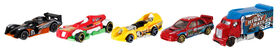 Hot Wheels - 5 Car Vehicle Gift Set (Styles vary)
