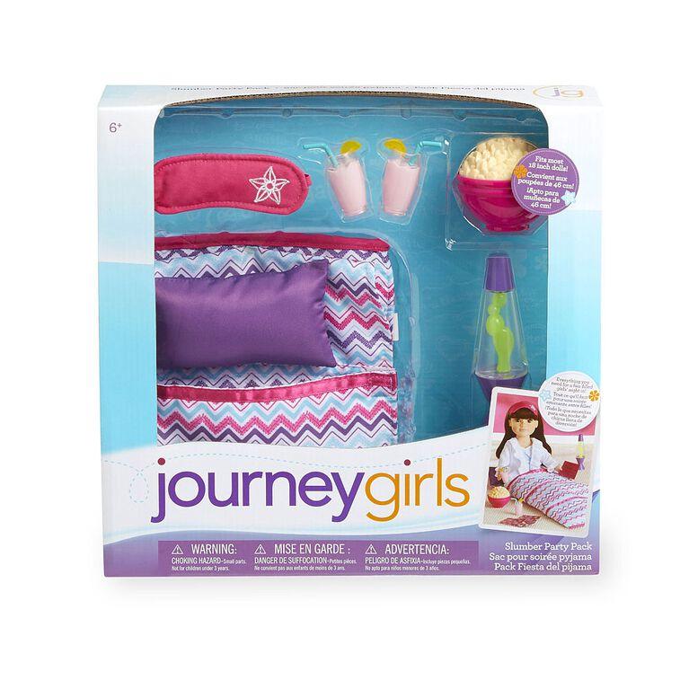 Journey Girls Slumber Party Pack - Wave Print