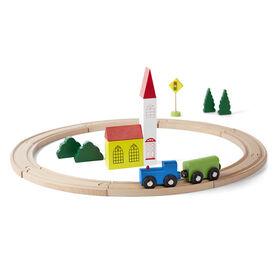 Imaginarium - Circuit ferroviaire circulaire Discovery