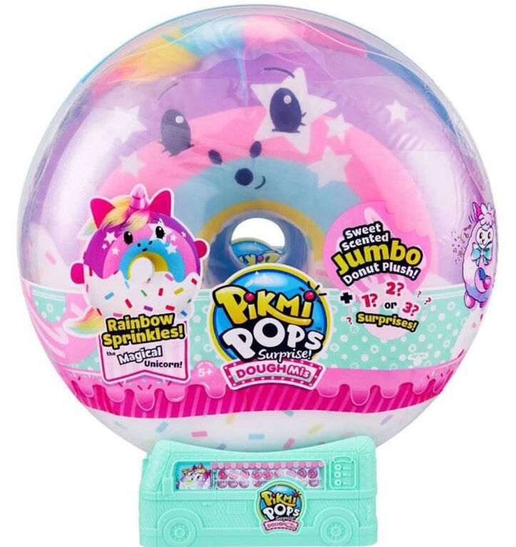 Pikmi Pops Large Doughmi - Colours and styles may vary