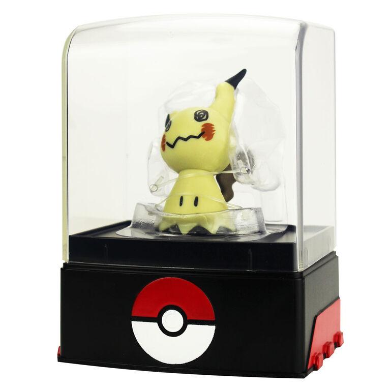 "Pokémon Select 2"" Figure with Case - Mikikyu"