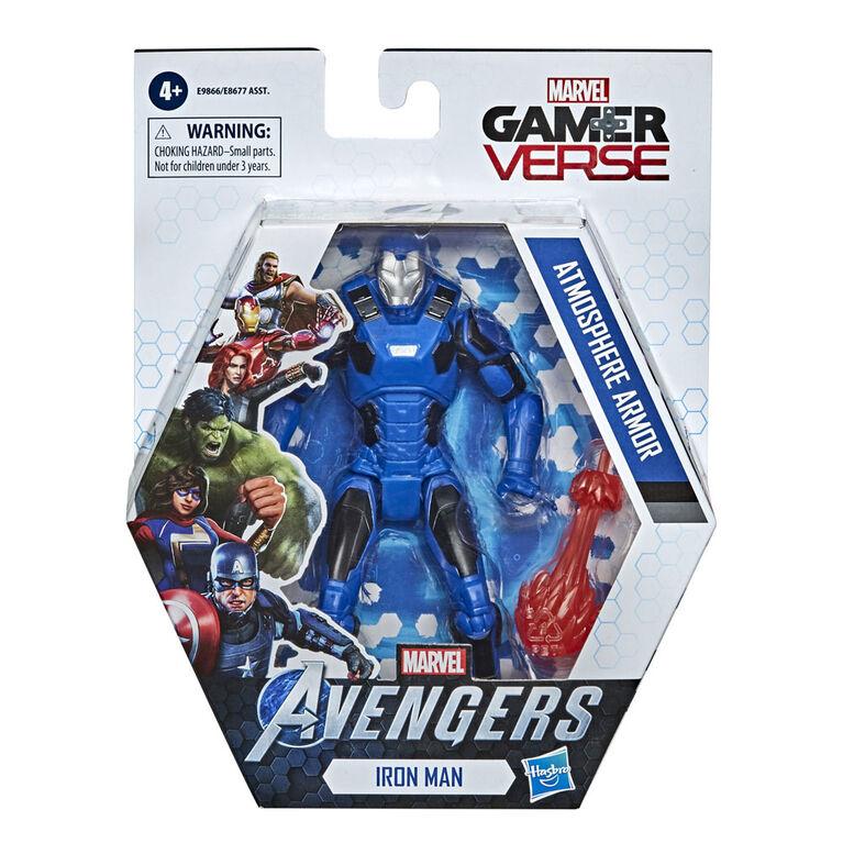 Hasbro Marvel Gamerverse, figurine Iron Man