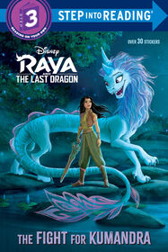 Disney's Raya and the Last Dragon Step into Reading #2 - English Edition