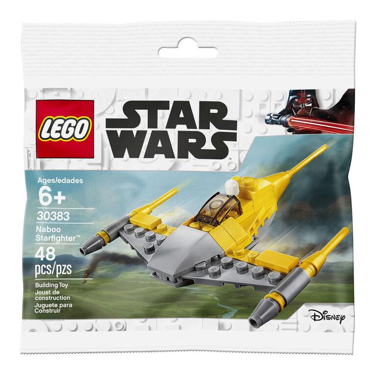 LEGO Star Wars  Boys Naboo Starfighter 30383