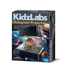 4M Kidzlabs Projecteur Hologramme