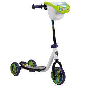 Huffy Disney Pixar Toy Story Preschool Scooter with Buzz Lightyear