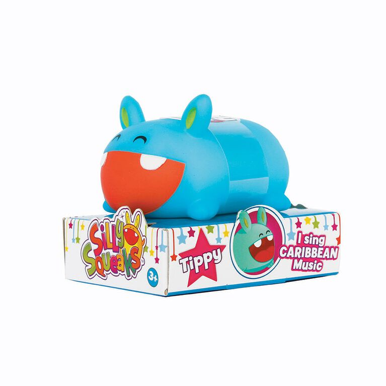Blip Toys Silly Squeaks Tippy
