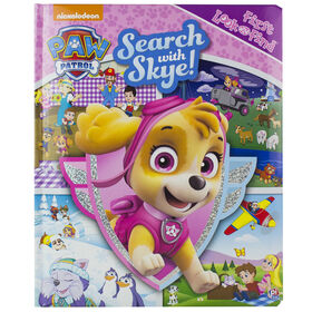Nickelodeon Paw Patrol - Search with Skye - First Look and Find