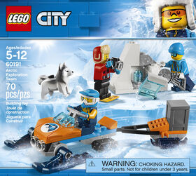 LEGO City Arctic Expedition Les explorateurs de l'Arctique 60191