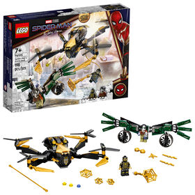 LEGO Super Heroes Spider-Man's Drone Duel 76195
