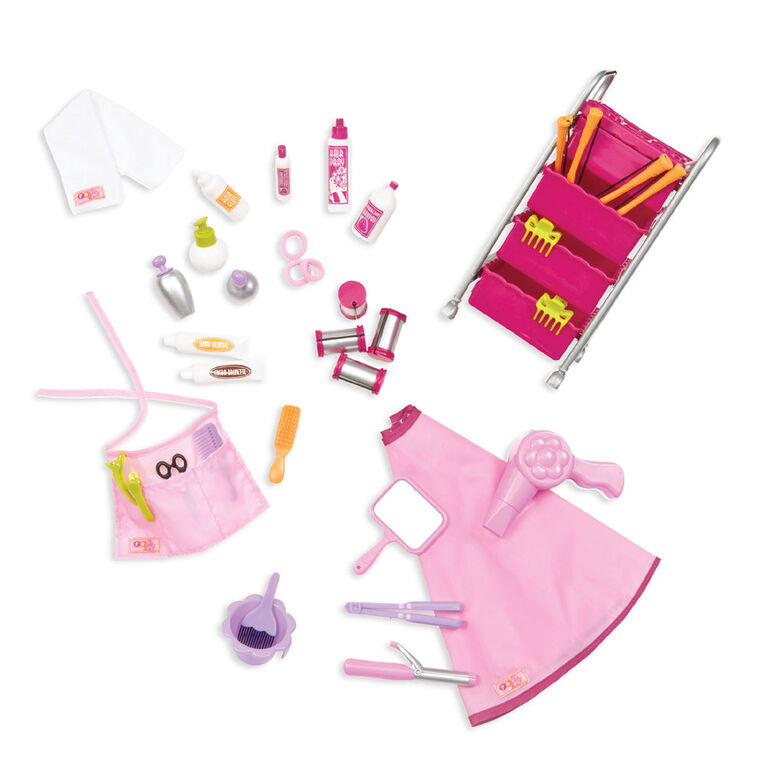 Our Generation, Berry Nice Salon Set for 18-inch Dolls