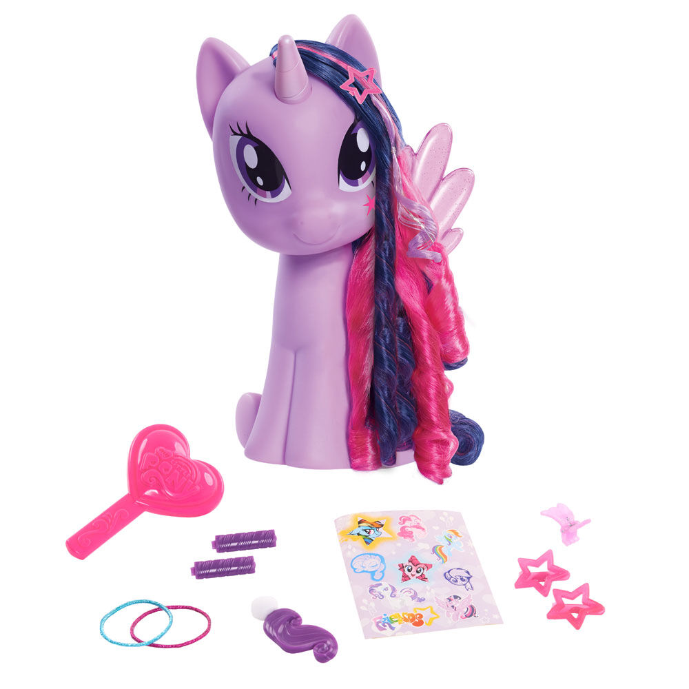 With Beads My Little Pony Hair Braider Set Age 3 Years Hasbro Free UK Postage