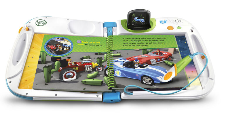 LeapFrog Mickey et l'équipage de puits de ravitaillement Roadster Racers à la rescousse et LeapStart 3D - Édition anglaise