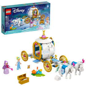 LEGO Disney Princess Cinderella's Royal Carriage 43192