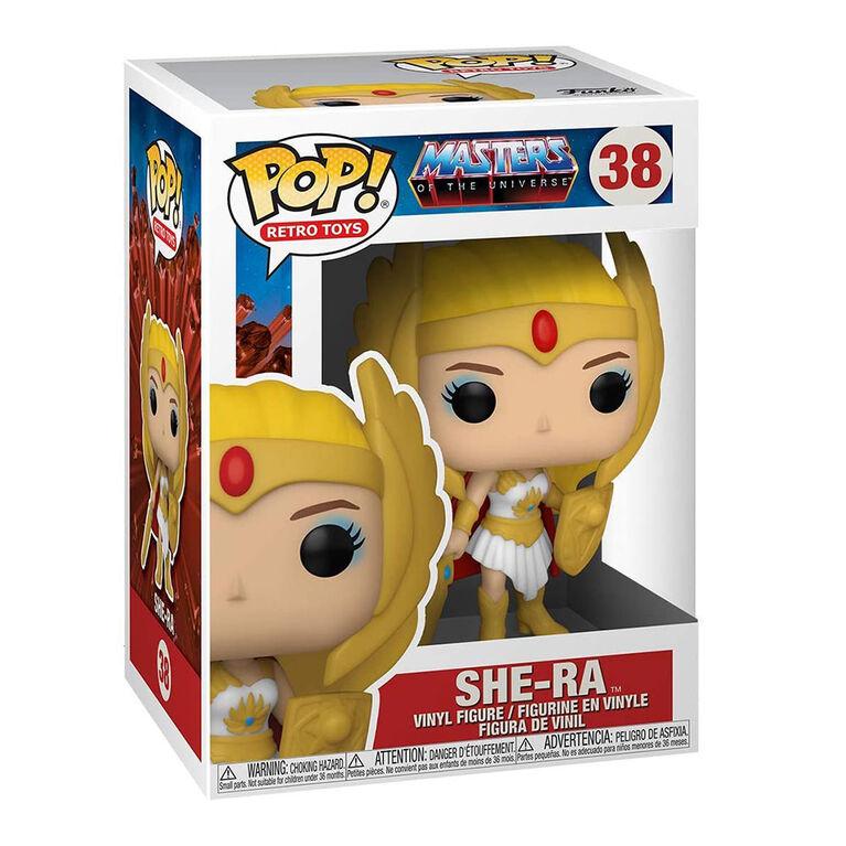 Figurine en Vinyle Classic She-Ra par Funko POP! Les Maîtres de l'univers
