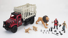 Animal Planet - Lion Rescue Playset