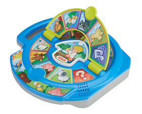 Fisher-Price Little People – Le Monde des animaux See N' Say – Édition anglaise