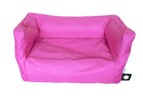 Boscoman - Double Lounger  Bean Bag - Pink