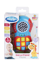Playgro - Dial-a-Friend Phone