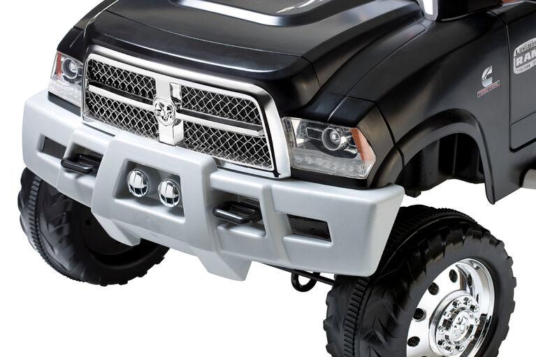 Porteur RAM 3500 Dually de 12V - Noir