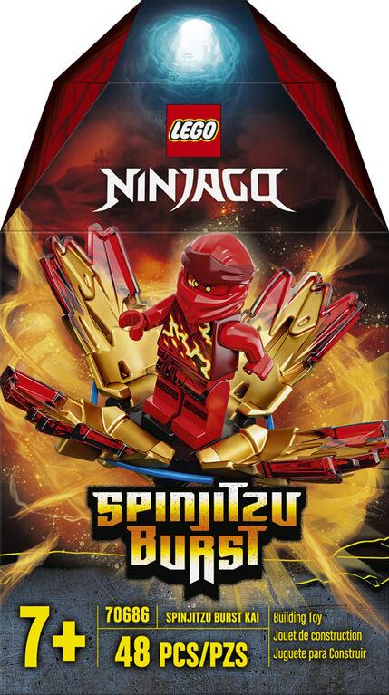 LEGO Ninjago Spinjitzu Attack - Kai 70686