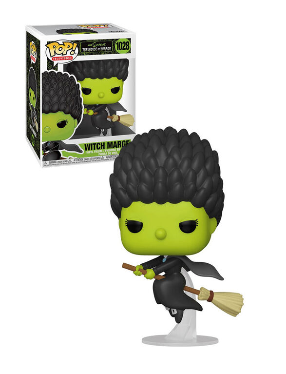 Funko POP! TV: The Simpsons The Treehouse of Horror - Witch Marge