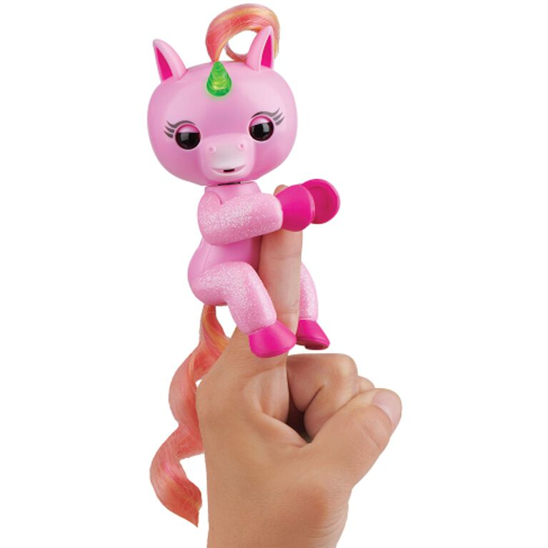 Baby Unicorn Light Up JoJo - Pink - R Exclusive