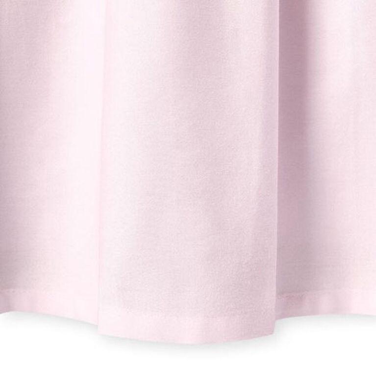 Koala Baby Dust Ruffle - Pink