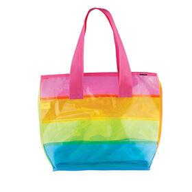 Fourre-tout transparent Rainbow Fashion Angels - Édition anglaise