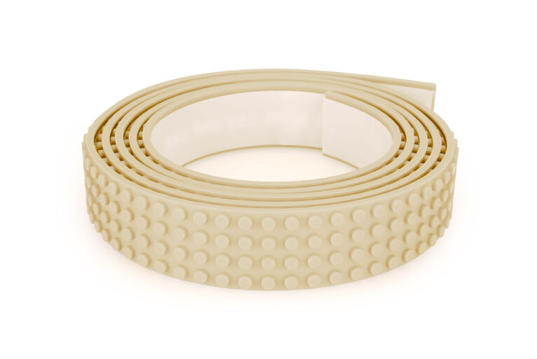 Mayka Toy Block Tape 4 Stud 656ft - Sand