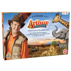 À L'aventure avec Arthur Game - French Edition