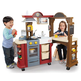Little Tikes - Kitchen & Restaurant - Red - R Exclusive