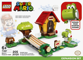 LEGO Super Mario Ensemble d'extension La maison de Mario 71367
