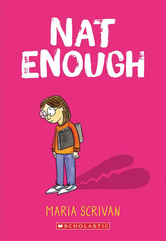 Scholastic - Nat Enough - Édition anglaise