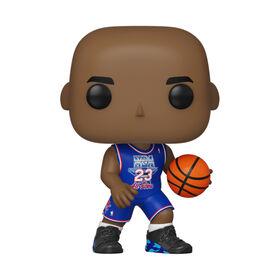 Figurine en Vinyle Michael Jordan par Funko POP! NBA - Notre exclusivité