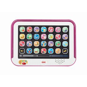 Fisher Price - Laugh and Learn Pink Tablet - English Edition