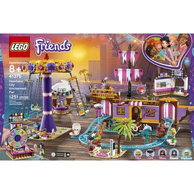 LEGO Friends Le quai de Heartlake City 41375