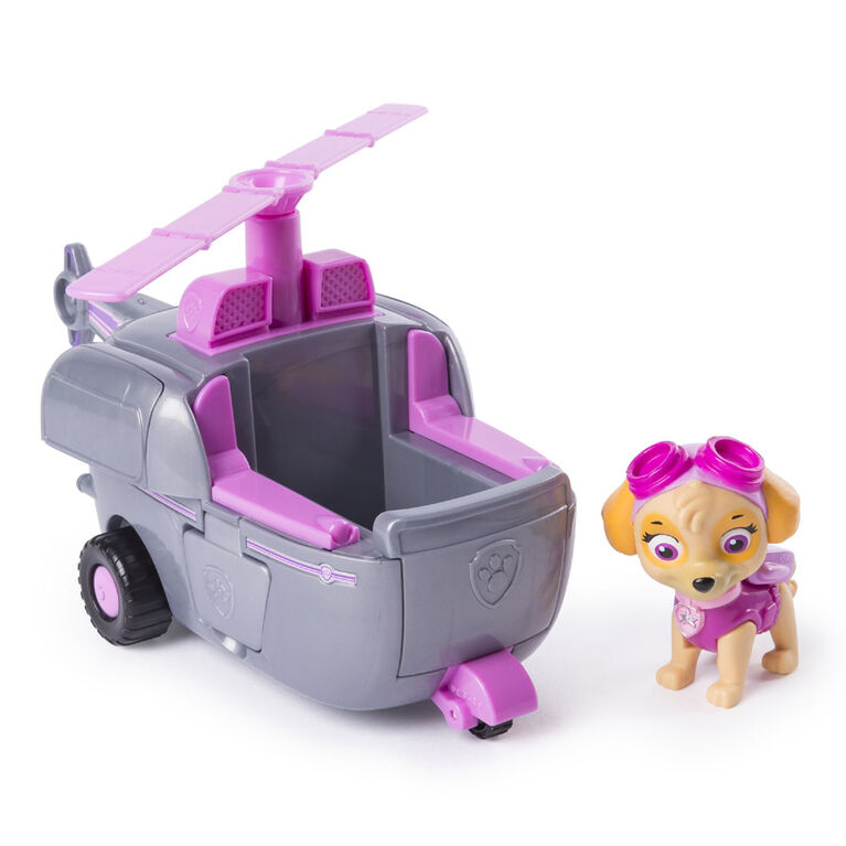 PAW Patrol, Skye's Transforming Helicopter with Flip-open Turbines