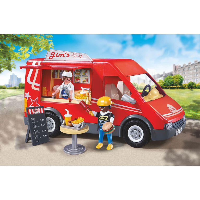 Playmobil - City Food Truck (5677)