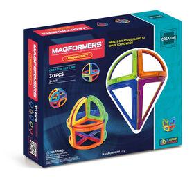 Magformers Unique 30 Piece Set