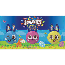 Smarties Icon Bunny 3-Pack 3X18.5G - Items sold individually, characters may vary