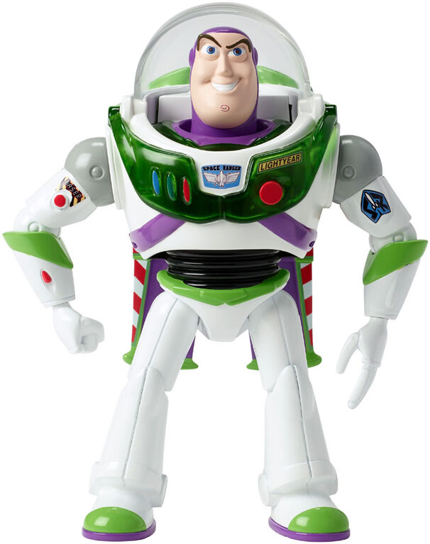 "Disney/Pixar Toy Story Blast-Off Buzz Lightyear 7"" Figure - English Edition"