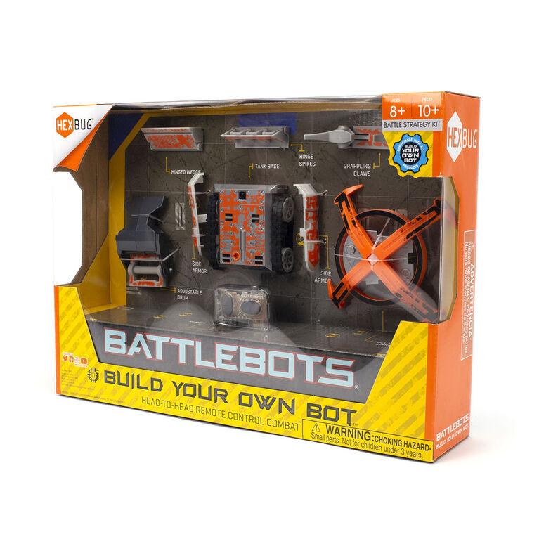Robot de combat HEXBUG–construisez votre propre robot–char